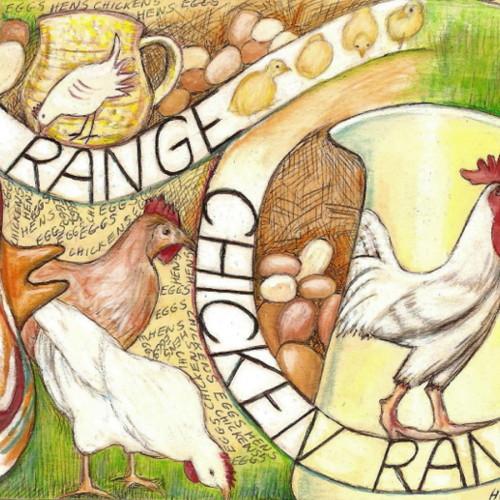 Free Range Chicken Range