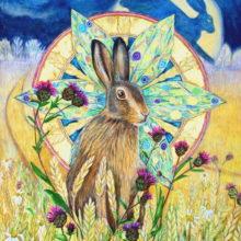 Hare Mandala